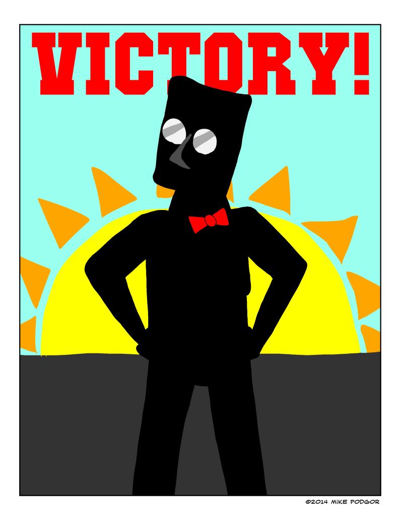 FFF #2B: Chuck Lucky Wins